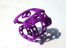 S4r016s8 GenusReticulum in Purple Strong & Flexible Polished