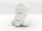 Legion - 002 Torso - 03 Augmented Plating in White Strong & Flexible