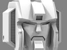 Masterpiece IDW Warper Head in White Strong & Flexible Polished