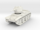 FW10 BT7 Fast Tank (1/100) in White Strong & Flexible