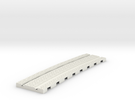 P-165stw-curved-610r-tram-track-12d-100-w-1a in White Strong & Flexible
