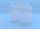 12 Large Insect Wings in Frosted Ultra Detail