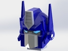 Cartoon Movie MP-10 Head  in White Strong & Flexible
