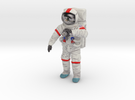 Spaceman--moonwalker-51mm-color---20141024--003d in Full Color Sandstone