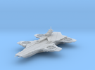 Hellicarrier - 75mm [Hollow] in Frosted Extreme Detail