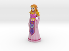 Zelda Princess - 100mm in Full Color Sandstone