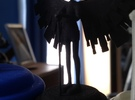 The Patient Wings 5cm in Black Strong & Flexible