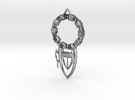 Key of Nobles in Premium Silver