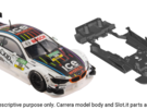 S10-ST1 BMW M4 DTM ch. STD/LMP in Black Strong & Flexible