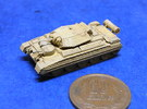1/144 Cruiser Tank CRUSADER MkI / II in Frosted Ultra Detail