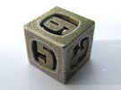 Thoroughly Modern Die6 in Stainless Steel
