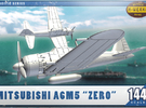 """1/144th - Mitsubishi A6M5 """"Zero"""" in Frosted Ultra Detail"""