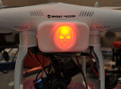 Ghost Recon style Phantom 2 Battery Door in White Strong & Flexible