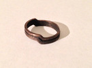 Channel Ring in Premium Silver