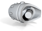 Cyborg Beam Caster in Frosted Ultra Detail