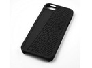West Village/ Soho NYC Map iPhone 5/5s Case in Black Strong & Flexible