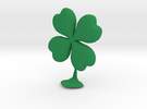 cloverstand in Green Strong & Flexible Polished