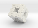 Menger4 in White Strong & Flexible