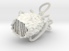 M-Ships Faction 2 Adult 1 Marble in White Strong & Flexible