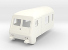 Steuerwagen Wittenberge 1zu220 Spur Z in White Strong & Flexible Polished