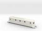 CIE B Class Sulzer Locomotive OO Scale in White Strong & Flexible