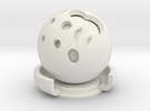 luxball3 in White Strong & Flexible