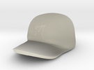 ball cap in Transparent Acrylic