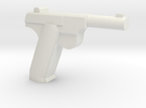 High Power HDM Pistol in White Strong & Flexible