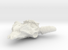 60mm solid in White Strong & Flexible
