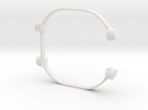 AX3gs v1.1 buttons in White Strong & Flexible
