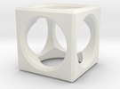 Aircube in White Strong & Flexible
