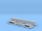 NT95DMp 1:148 95 tube stock driving motor (powered in Frosted Ultra Detail