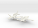 1/700 Boeing 737 AEW&C (E-7A Wedgetail) in White Strong & Flexible