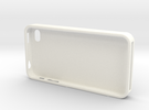 Coque 4S in White Strong & Flexible Polished