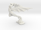 Devil Knight in White Strong & Flexible