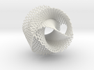 4x3 ribbon on hypersphere in White Strong & Flexible