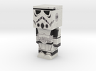 Stormtrooper (Star Wars) in Full Color Sandstone