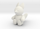 Toy Fox in White Strong & Flexible
