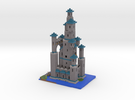 Toadstool Tower w/details in Full Color Sandstone