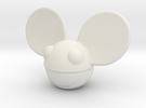 "3.25"" Mau5head (cH-SWDM5) in White Strong & Flexible"