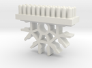 K'Nex to Krinkles uck 03f04m in White Strong & Flexible