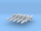 Phaser Rifle Type2 001a (x5) in Frosted Ultra Detail