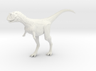 Carnotaurus 1/72 - Standing in White Strong & Flexible
