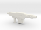 Gundam Gun in White Strong & Flexible