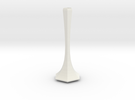 galifreyian vase in White Strong & Flexible