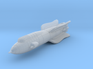Terran Battle Rocket Achates in Frosted Ultra Detail