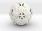 New Hollow d60 in White Strong & Flexible
