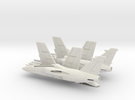 001Q AMX 1/72 - Single and Double seats in White Strong & Flexible