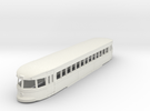 G Gauge 1:29 Brill Bullet Trolley Body Shell in White Strong & Flexible