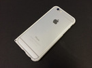 Bumper for iPhone6 4.7inch  in White Strong & Flexible
